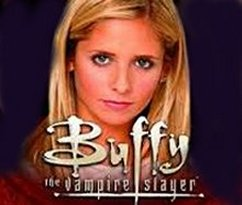 Buffy The Vampire Slayer = Win!