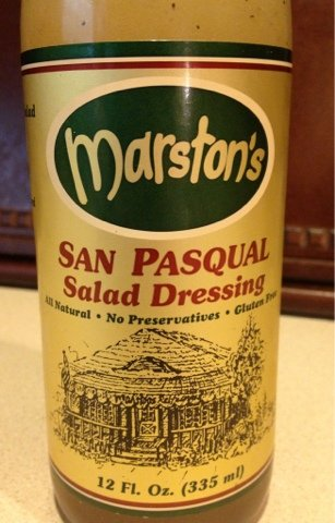 The Best Salad Dressing
