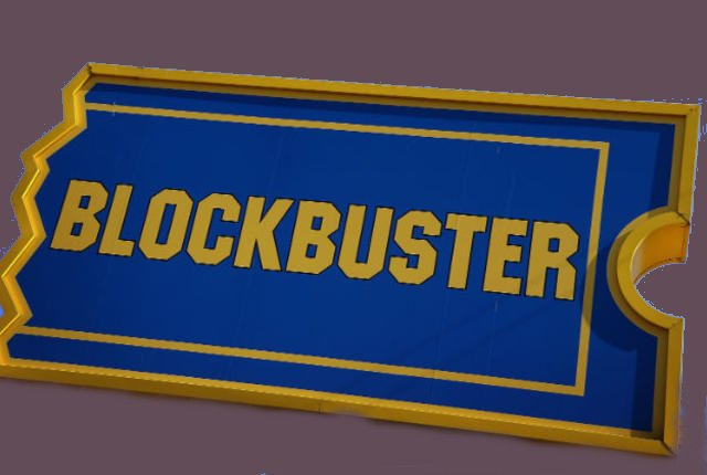 What Happened To Blockbuster?