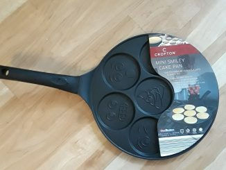 Emoji Pancake Pan From Aldi