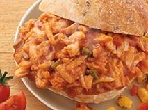 BBQ Chicken Pouch Image