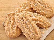 Vanilla Shortbread Cookies Image